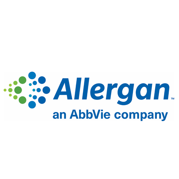 <strong>Allergan GmbH</strong><br>Sponsoring 2.400,- €