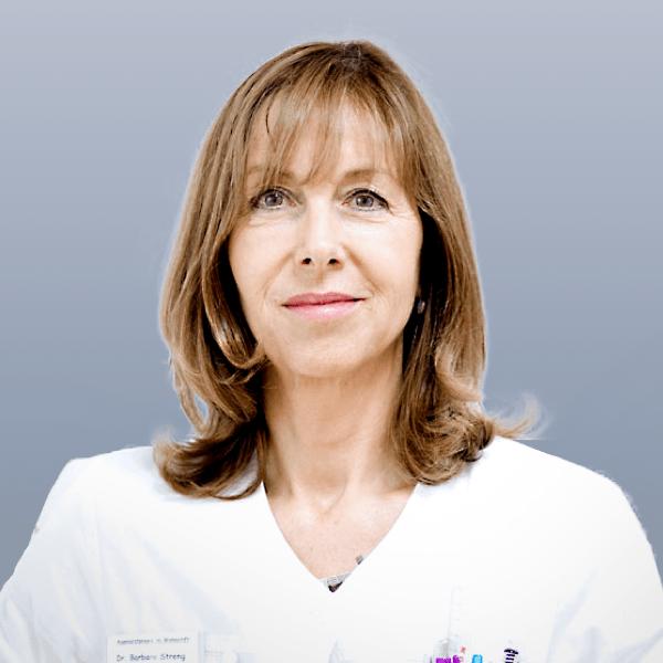 Porträt Dr. med. Barbara Streng